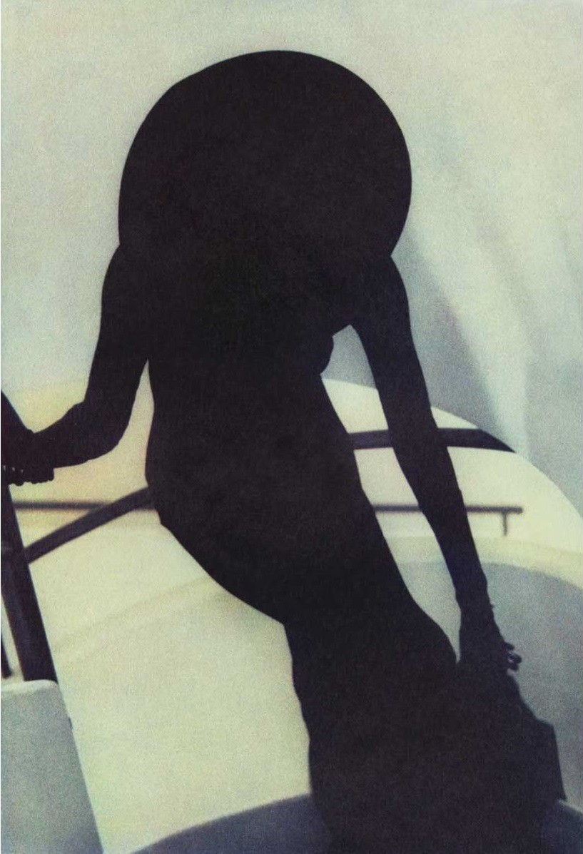 Fashion. 1988 год. Фотограф Шейла Мецнер