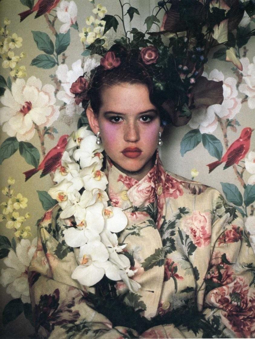 Молли Рингуолд, июнь 1984 года. Фотограф Шейла Мецнер