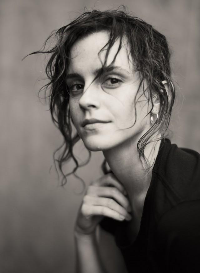 Эмма Уотсон. «Календарь Пирелли», 2020. Фотограф Паоло Роверси