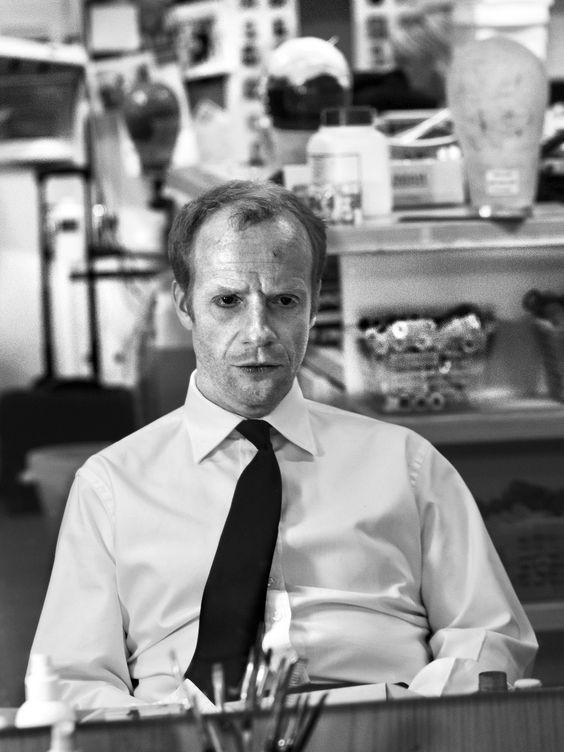 Джонатан Слингер, «Гамлет», Королевский Шекспировский театр, 2013 год. Фотограф Саймон Аннанд