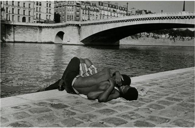 Париж, 1981 год. Фотограф Жан-Филипп Шарбонье