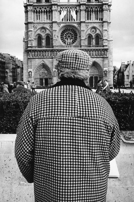 Нотр-Дам де Пари. Фотограф Жан-Филипп Шарбонье