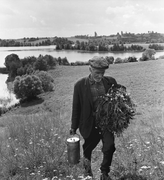 Пузинишкес, 1968. Фотограф Альгимантас Кунчюс