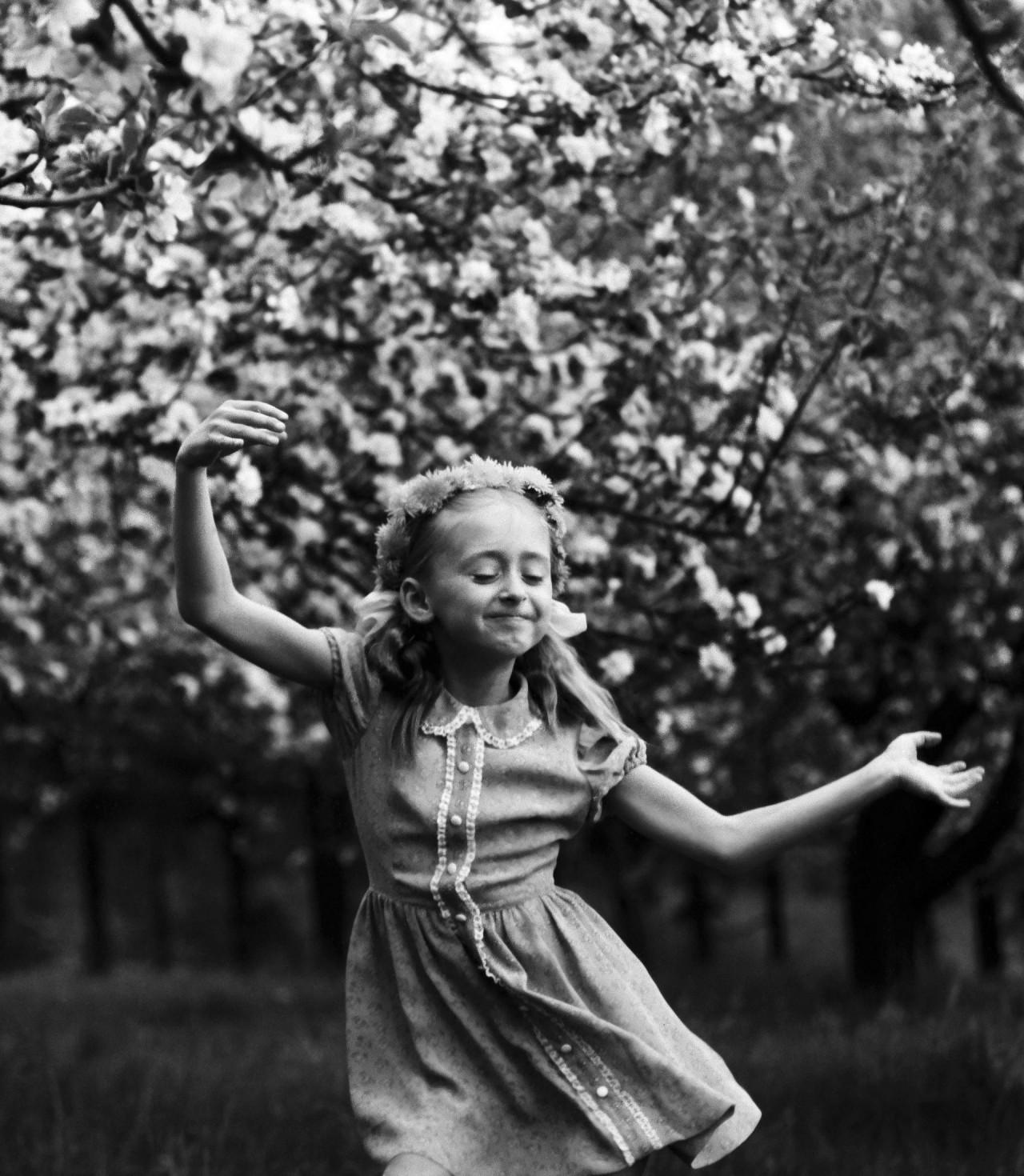 Из серии «Цветение», 1974 – 1984. Фотограф Ромуальдас Ракаускас