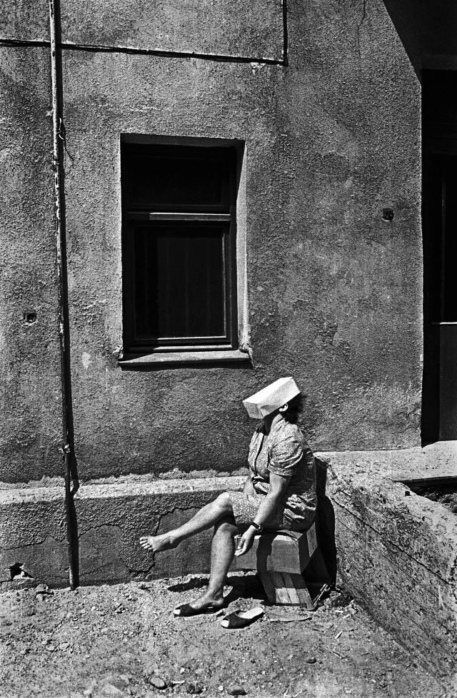 Клайпеда, 1984. Фотограф Ромуальдас Пожерскис