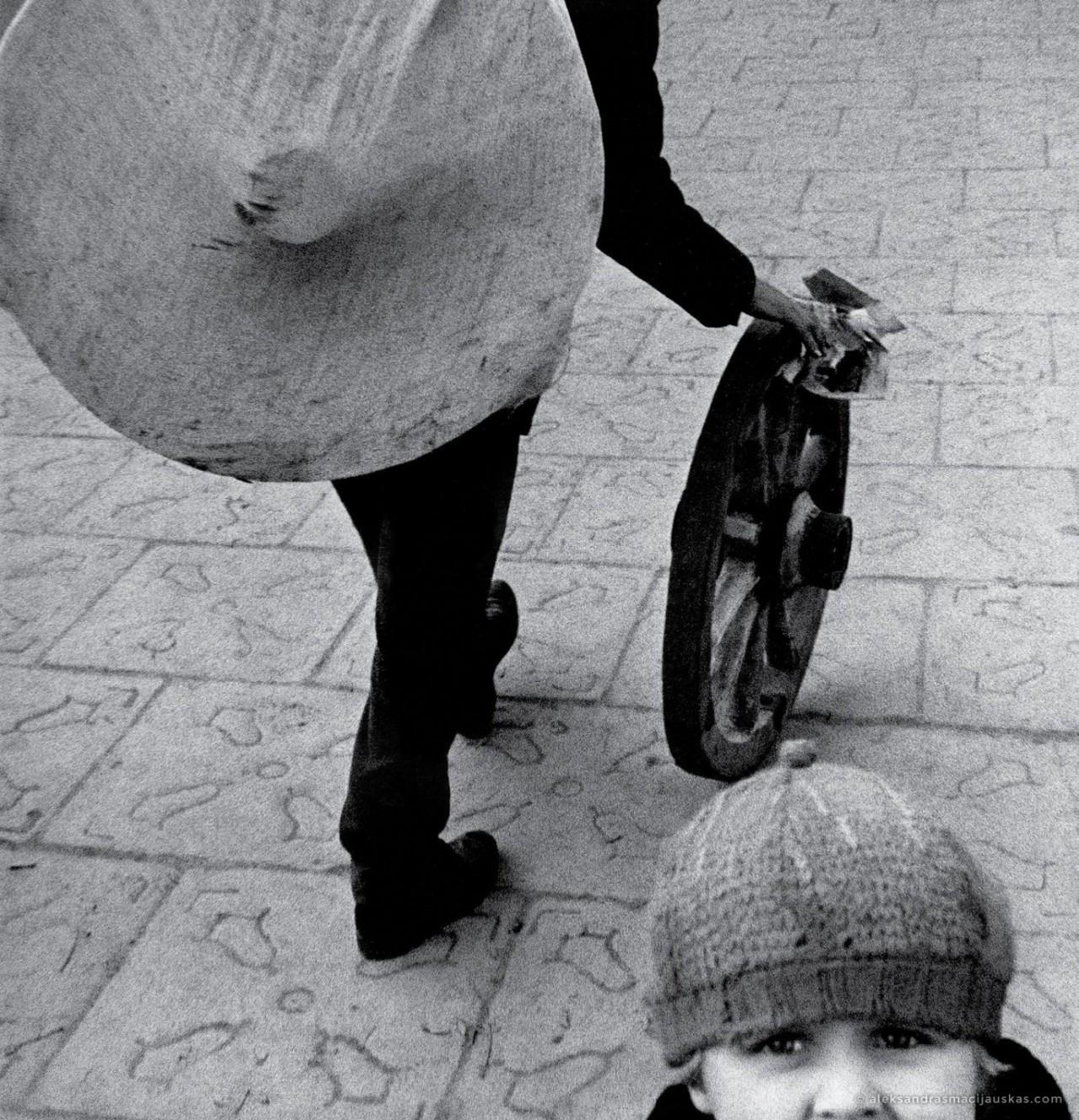 Колёса. Фотограф Александрас Мацияускас