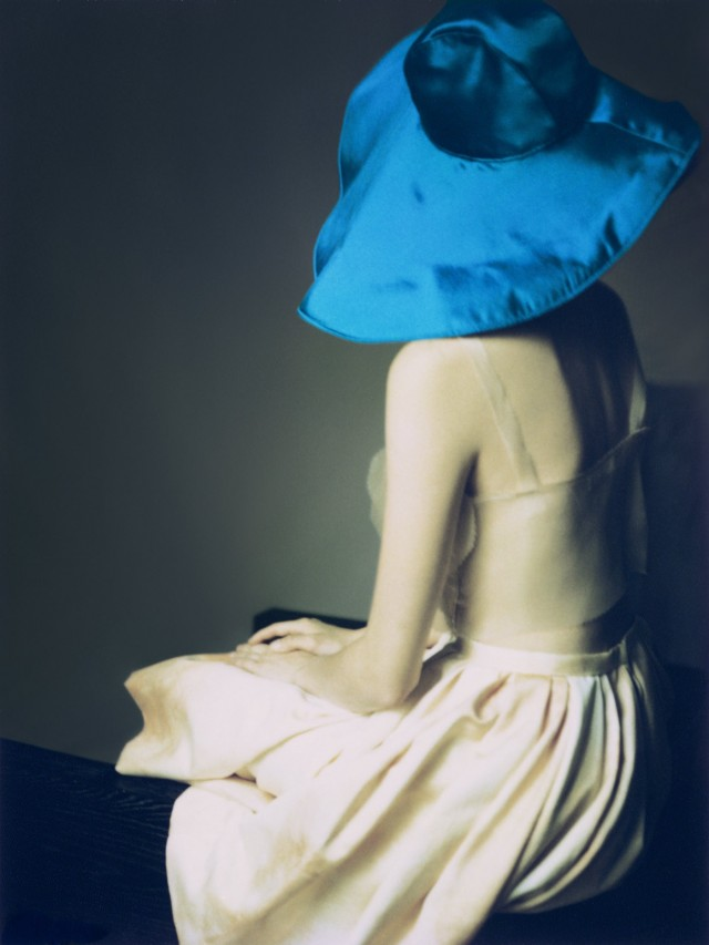 Cиняя шляпа, 2007 год. Фотограф Эрик Мадиган Хек