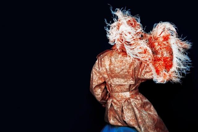 Без лица, 2018 год. Фотограф Эрик Мадиган Хек
