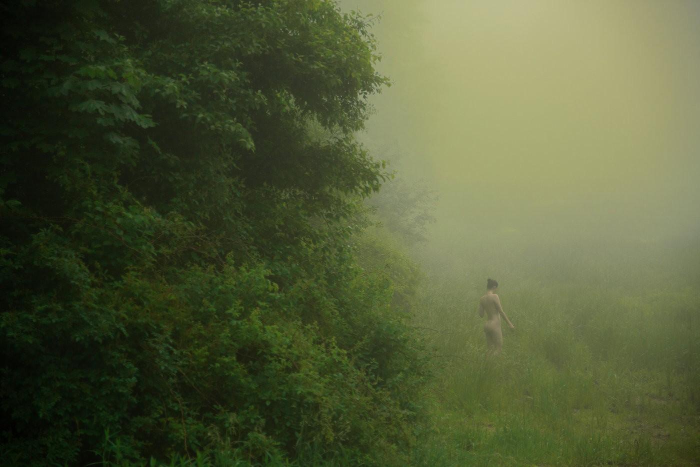 Фотопроект «Сад», 2019 год. Фотограф Эрик Мадиган Хек