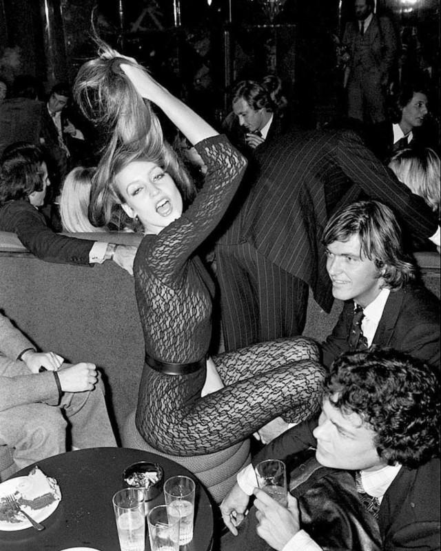 Легендарный клуб «Студия 54»: эта вечеринка будет длиться вечно