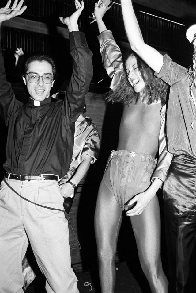 Новогодняя вечеринка в «Студия 54», 1 января 1979 года