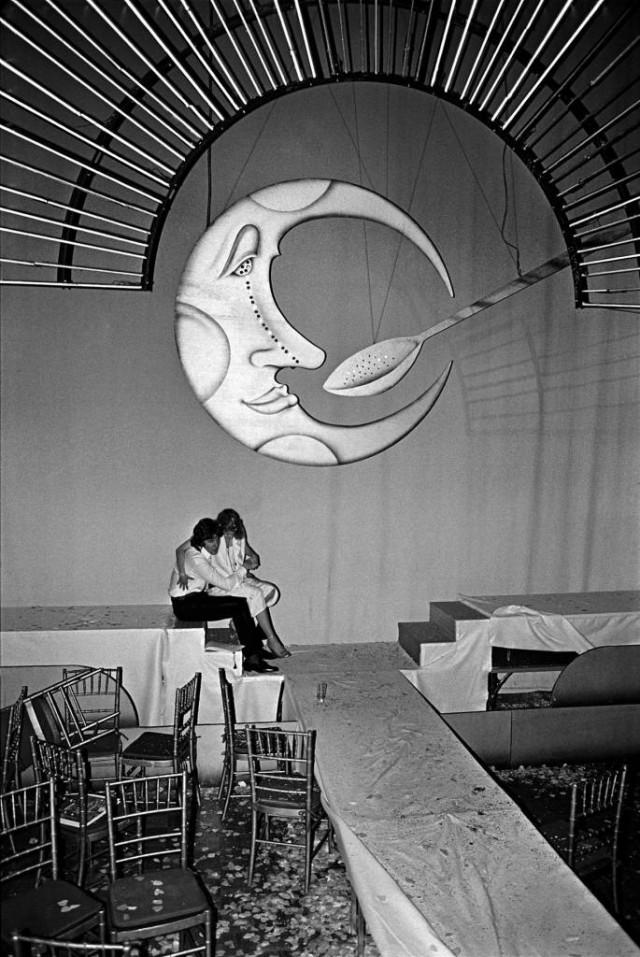 «Студия 54», 1978 год. Фотограф Билл Бернштейн