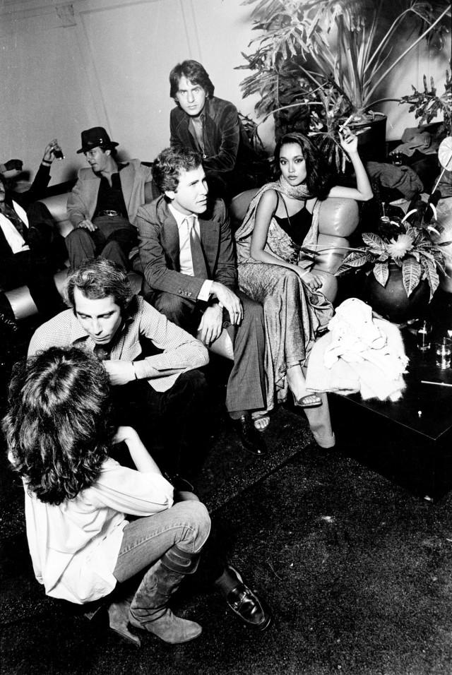 «Студия 54», примерно 1970-е. Фотограф Уоринг Эбботт