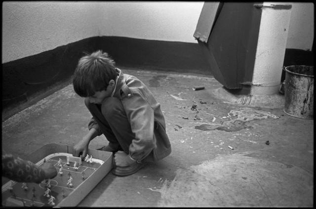 Игра. Новокузнецк, 1984. Фотограф Александр Бобкин