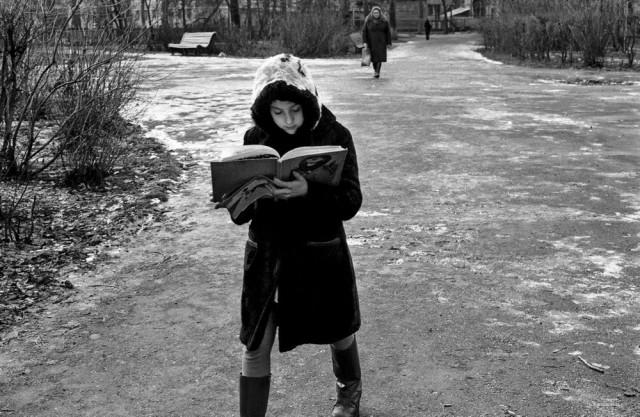 Книга «Король Лев». Новокузнецк, 1980. Фотограф Владимир Воробьев