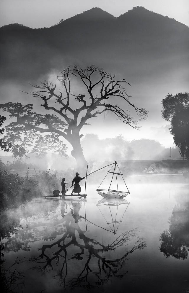 Лауреат категории «Национальная премия», Мьянма, 2021. Автор Мин Мин Зау