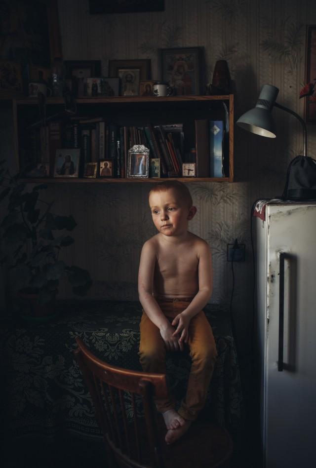 Победитель в категории «Портрет». «Открытая» номинация, 2021. Автор Людмила Сабанина