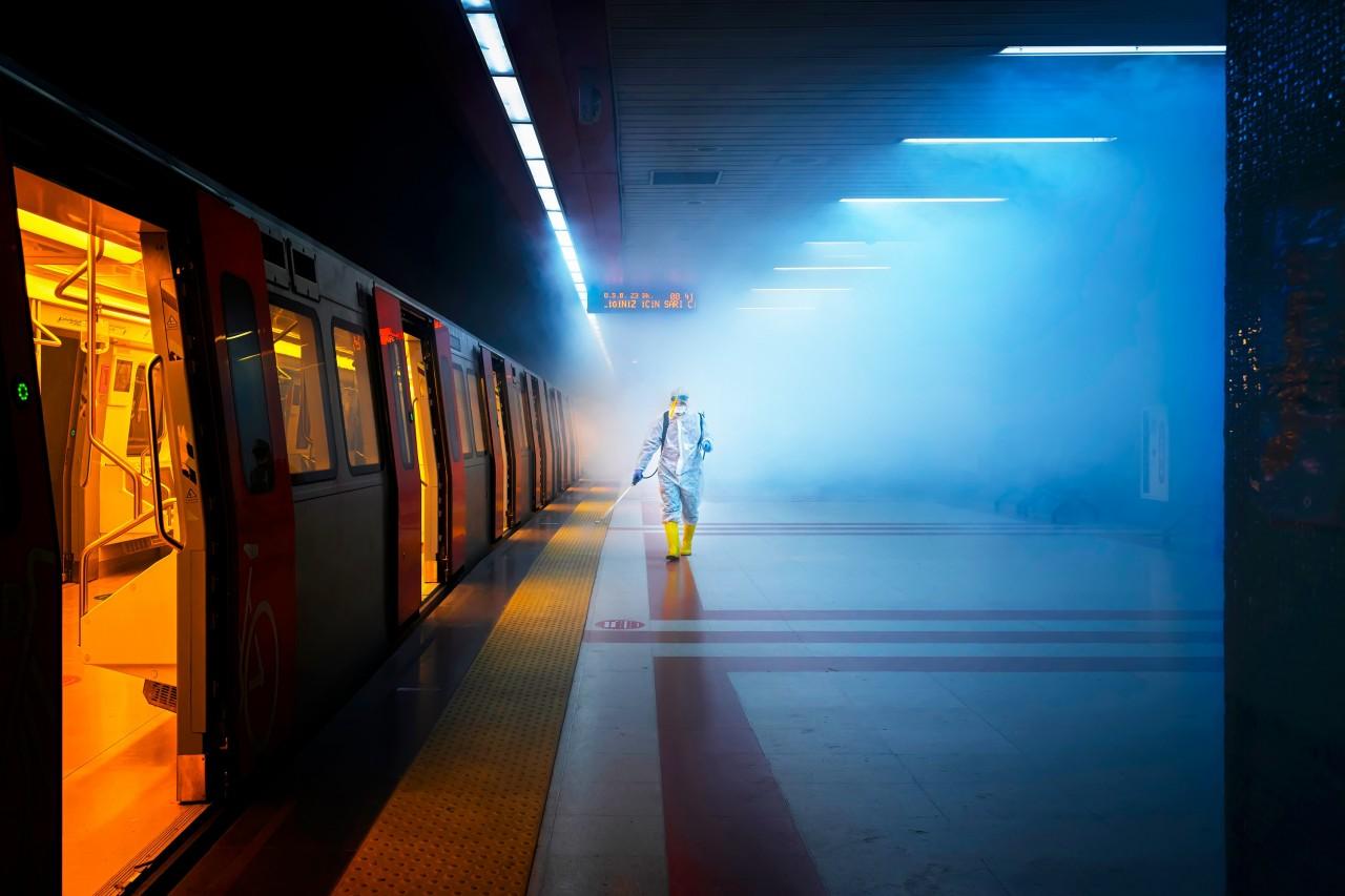 Победитель в категории «Уличная фотография». «Открытая» номинация, 2021. Автор Ф. Дилек Уяр