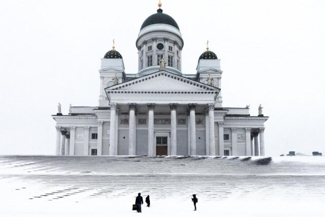 Лауреат категории «Национальная премия», Финляндия, 2019. Автор Хейкки Кивиярви