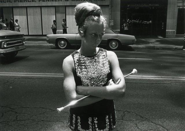 Лос-Анджелес, 1976. Фотограф Гэри Крюгер
