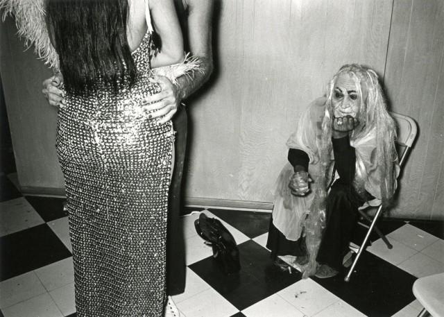 Хэллоуин, Лос-Анджелес, 1980. Фотограф Гэри Крюгер