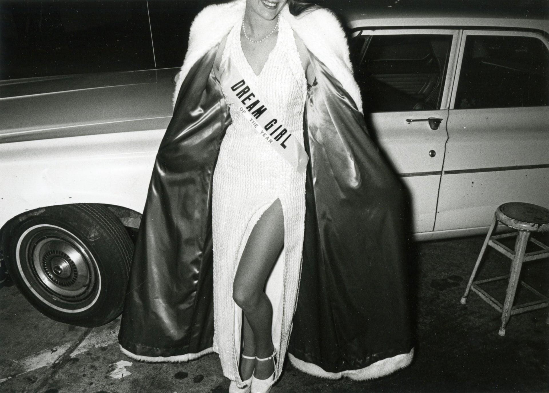 «Девушка мечты». Лос-Анджелес, 1978. Фотограф Гэри Крюгер
