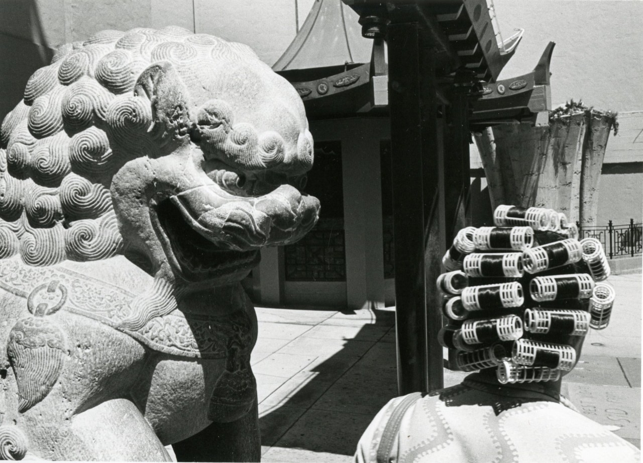 Китайский театр Граумана, 1978. Фотограф Гэри Крюгер