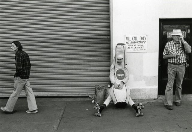 Лос-Анджелес, 1980. Фотограф Гэри Крюгер