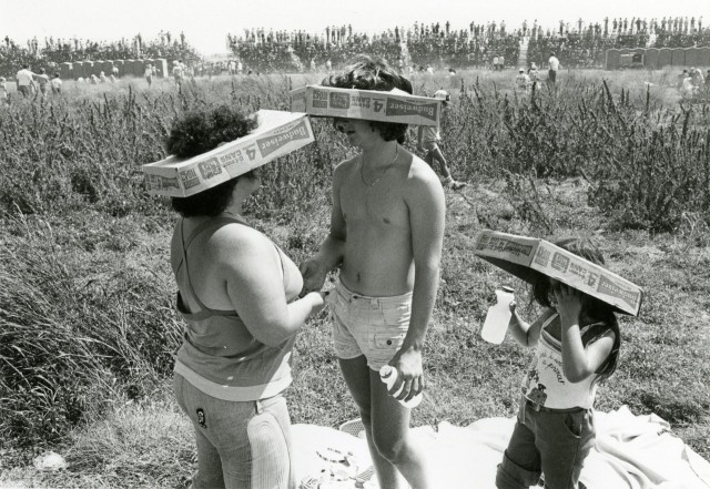 Авиашоу, Лос-Анджелес, 1978. Фотограф Гэри Крюгер