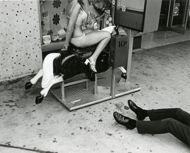 Лос-Анджелес, 1973. Фотограф Гэри Крюгер