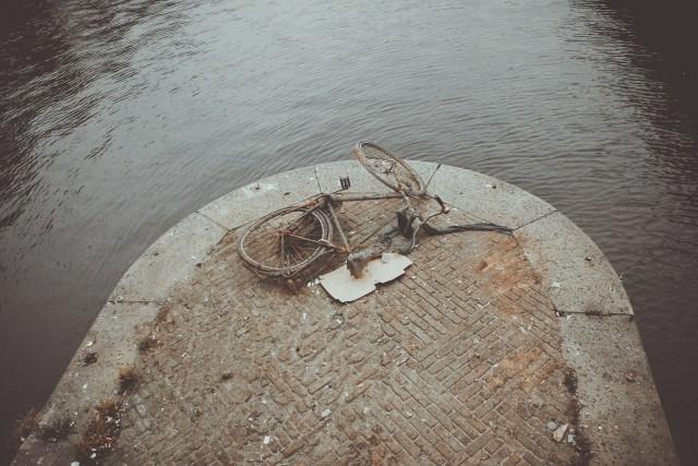 Велосипед. Фотограф Лиза Соргини