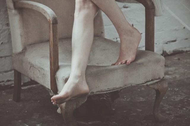 Серия «Осенние волосы». Фотограф Лиза Соргини