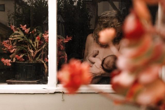 Серия «Мама». Фотограф Лиза Соргини