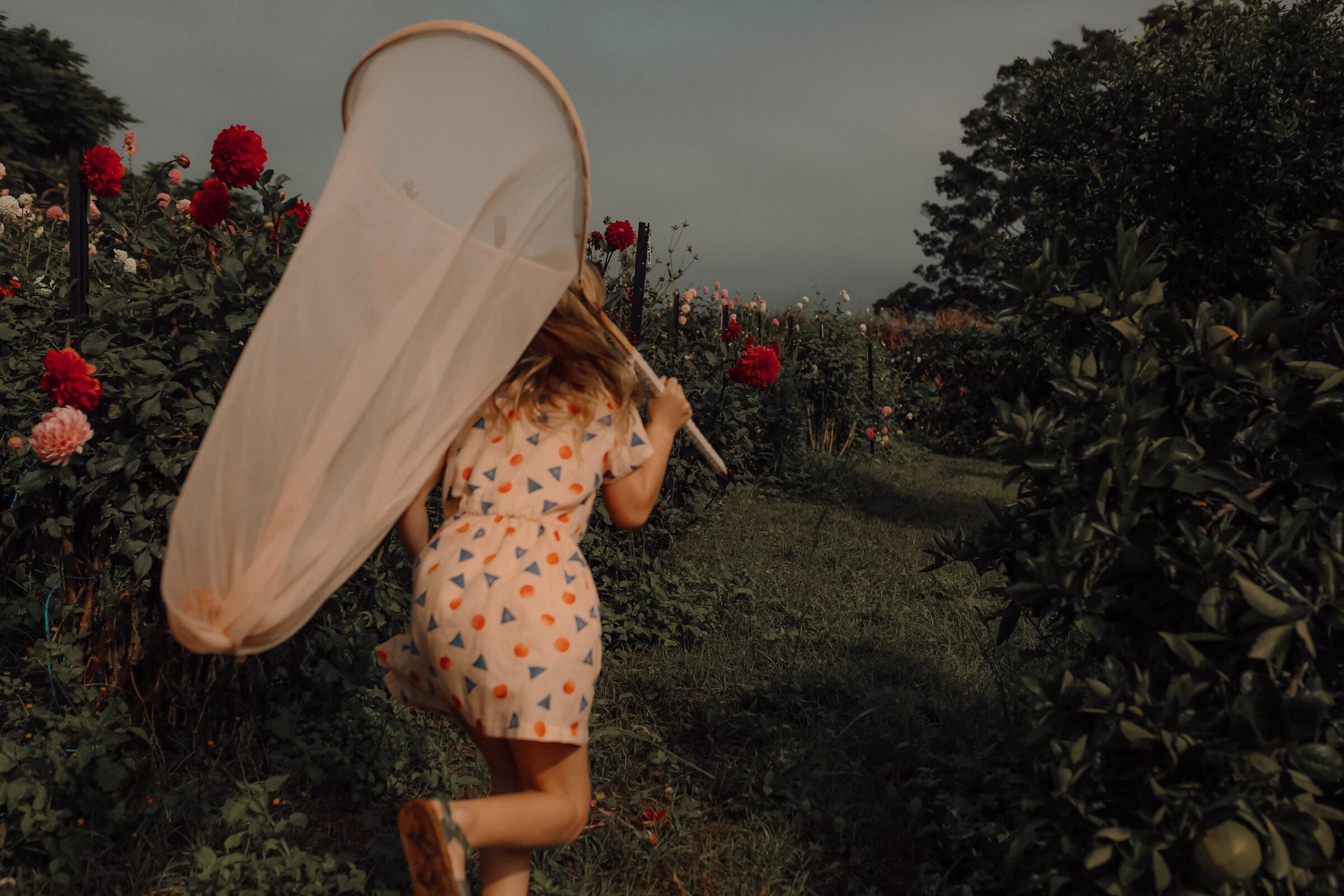 Съёмка для брендов. Фотограф Лиза Соргини
