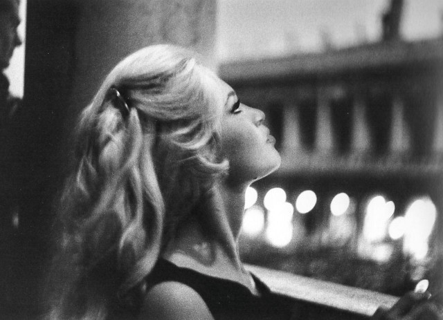 Брижит Бардо на Венецианском кинофестивале, 1958. Фотограф Марио Де Бьязи