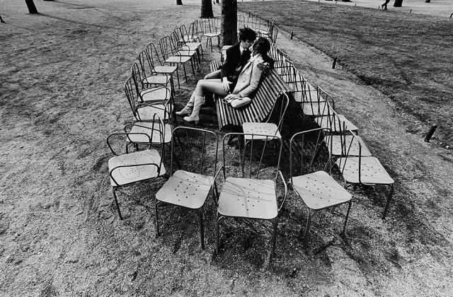 Париж, 1970. Фотограф Марио Де Бьязи