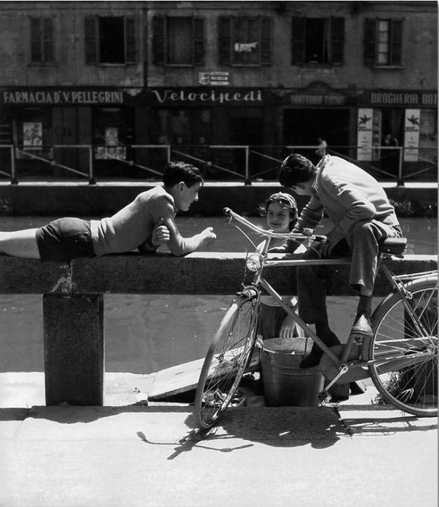 Милан, 1962. Фотограф Марио Де Бьязи
