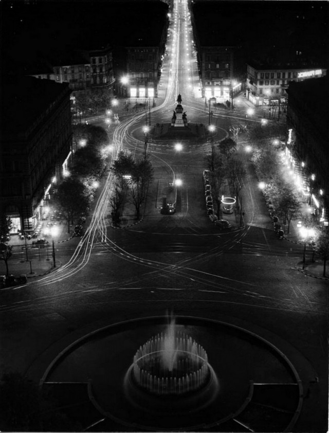 Милан, 1949. Фотограф Марио Де Бьязи