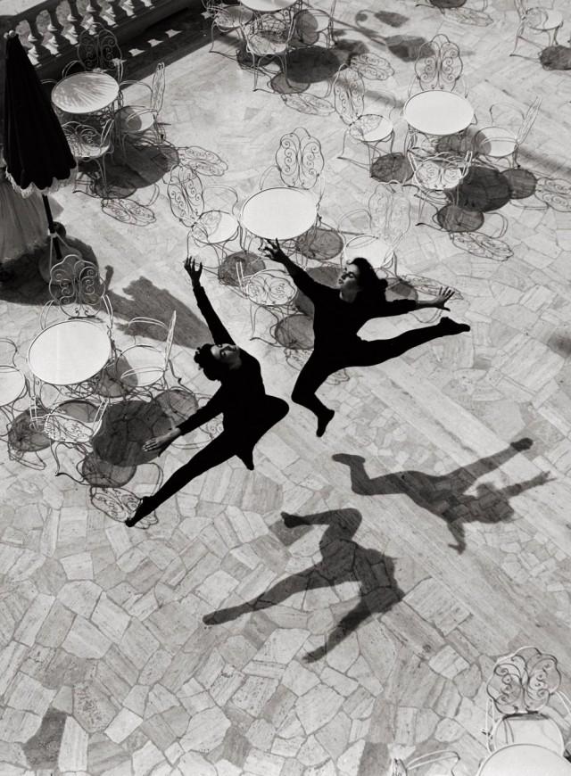 Балет, Римини, 1953. Фотограф Марио Де Бьязи