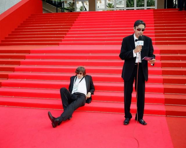 Каннский кинофестиваль, 2007. Фотограф Ларс Тунбьёрк