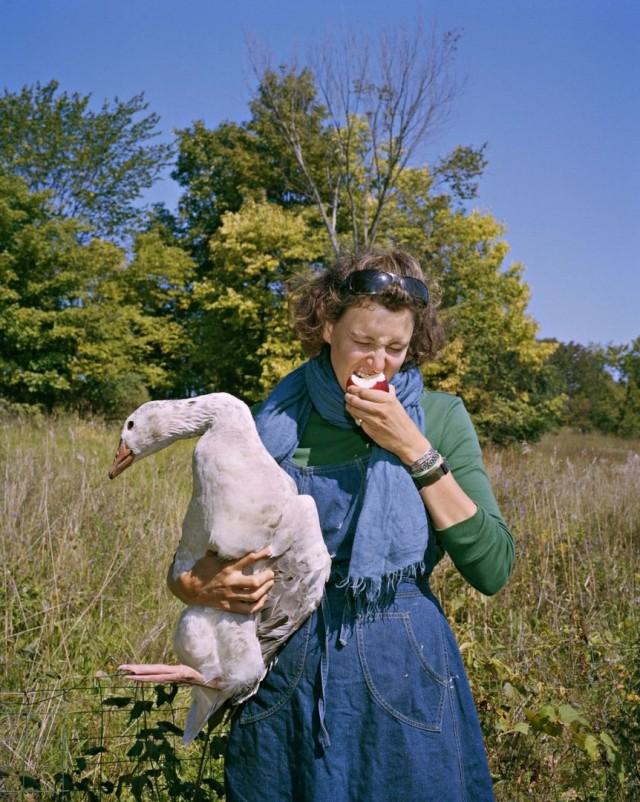 Из серии «Борцы за еду». США, 2009. Фотограф Ларс Тунбьёрк