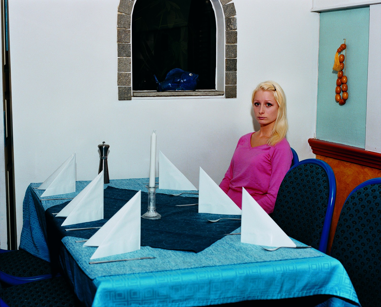Из серии «Зима», 1998 – 2007. Фотограф Ларс Тунбьёрк