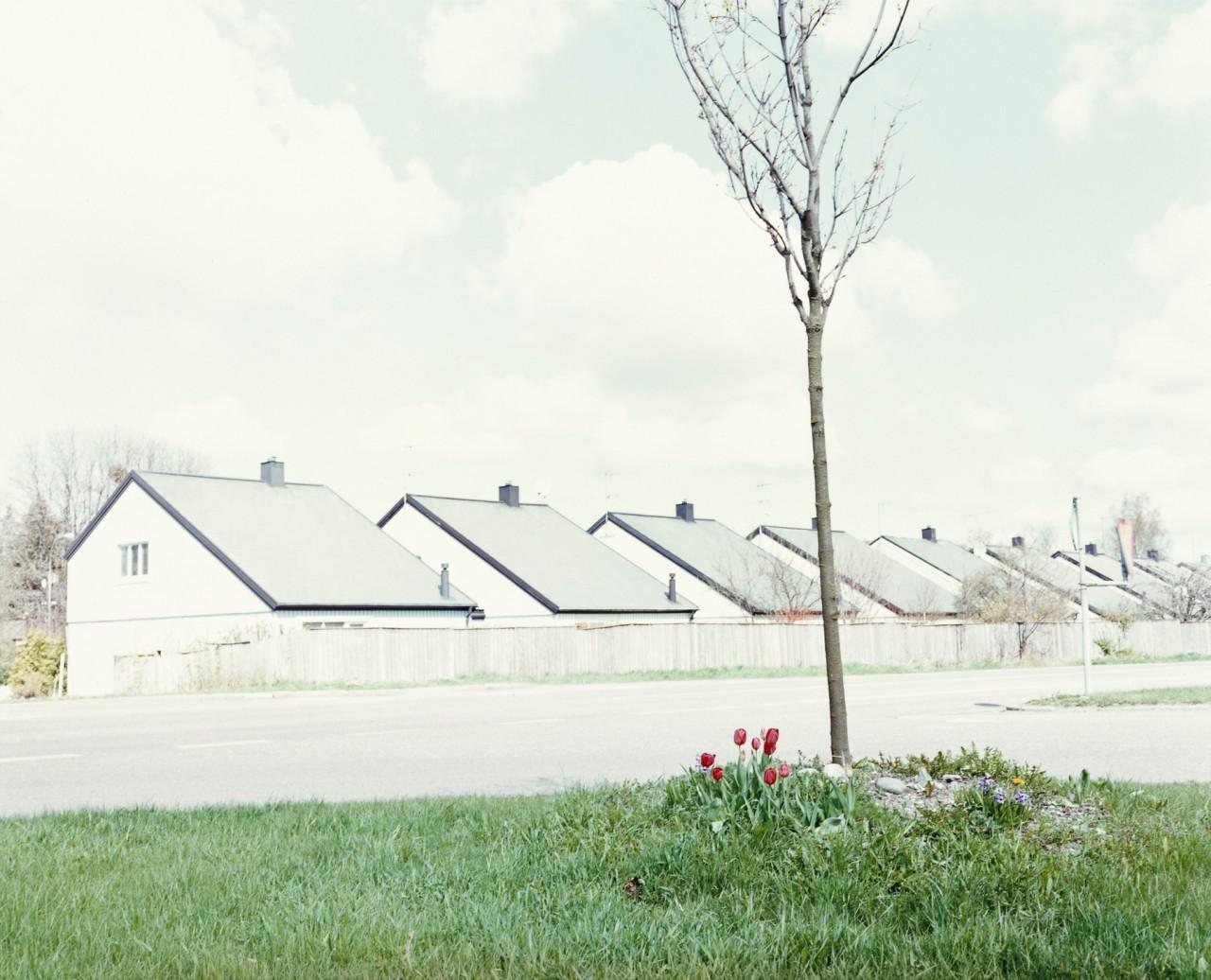 Из серии «Дом», Швеция. Фотограф Ларс Тунбьёрк