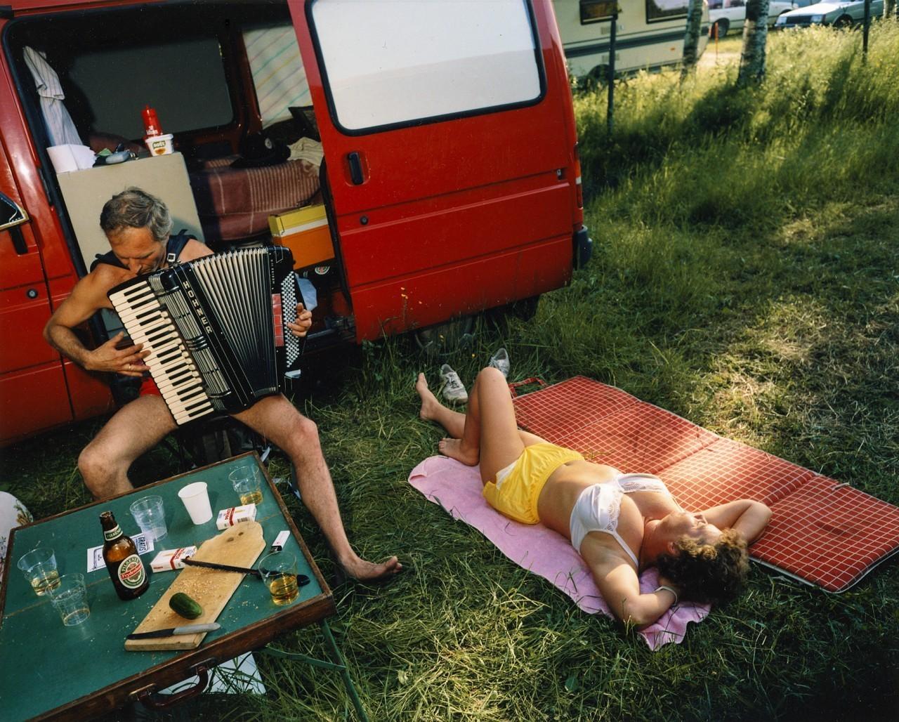 Швеция. Фотограф Ларс Тунбьёрк