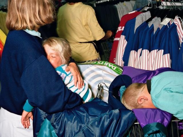 «Я люблю Бурос», 1988 – 1995. Фотограф Ларс Тунбьёрк