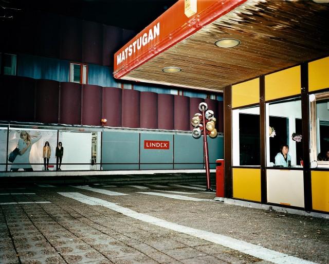 Авеста, 2007. Фотограф Ларс Тунбьёрк