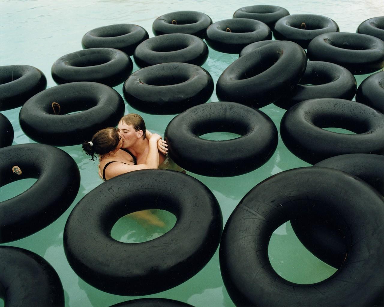 Из серии «Skara Sommarland», 1989. Фотограф Ларс Тунбьёрк
