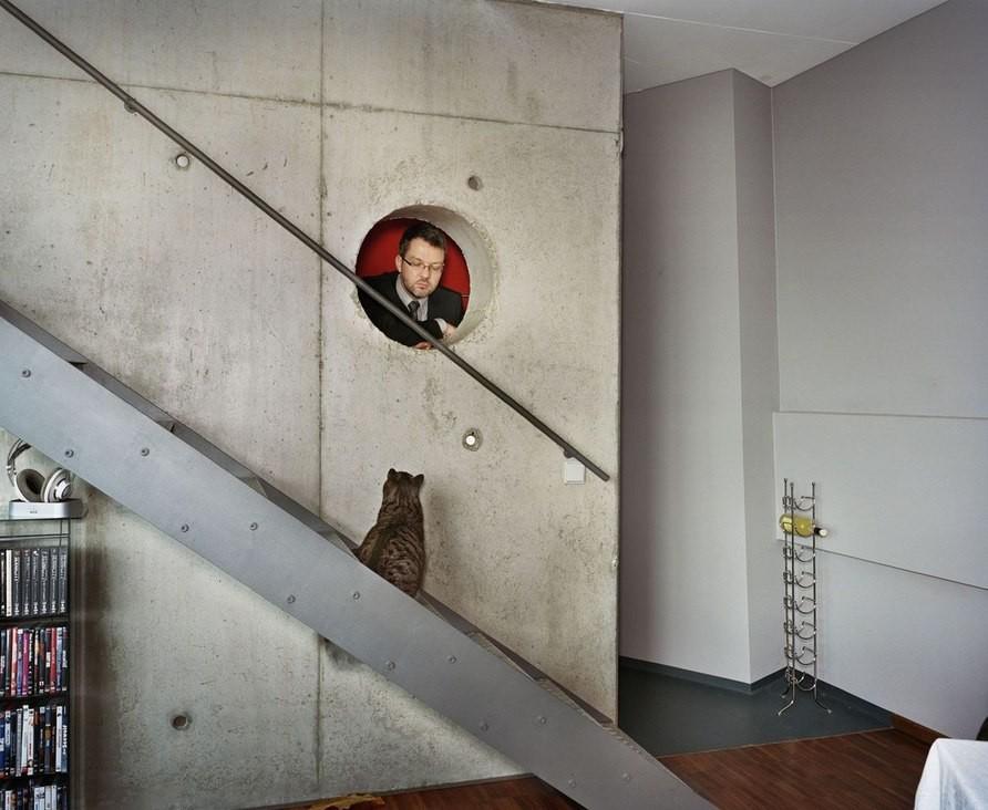 Из серии «Дом». Фотограф Ларс Тунбьёрк