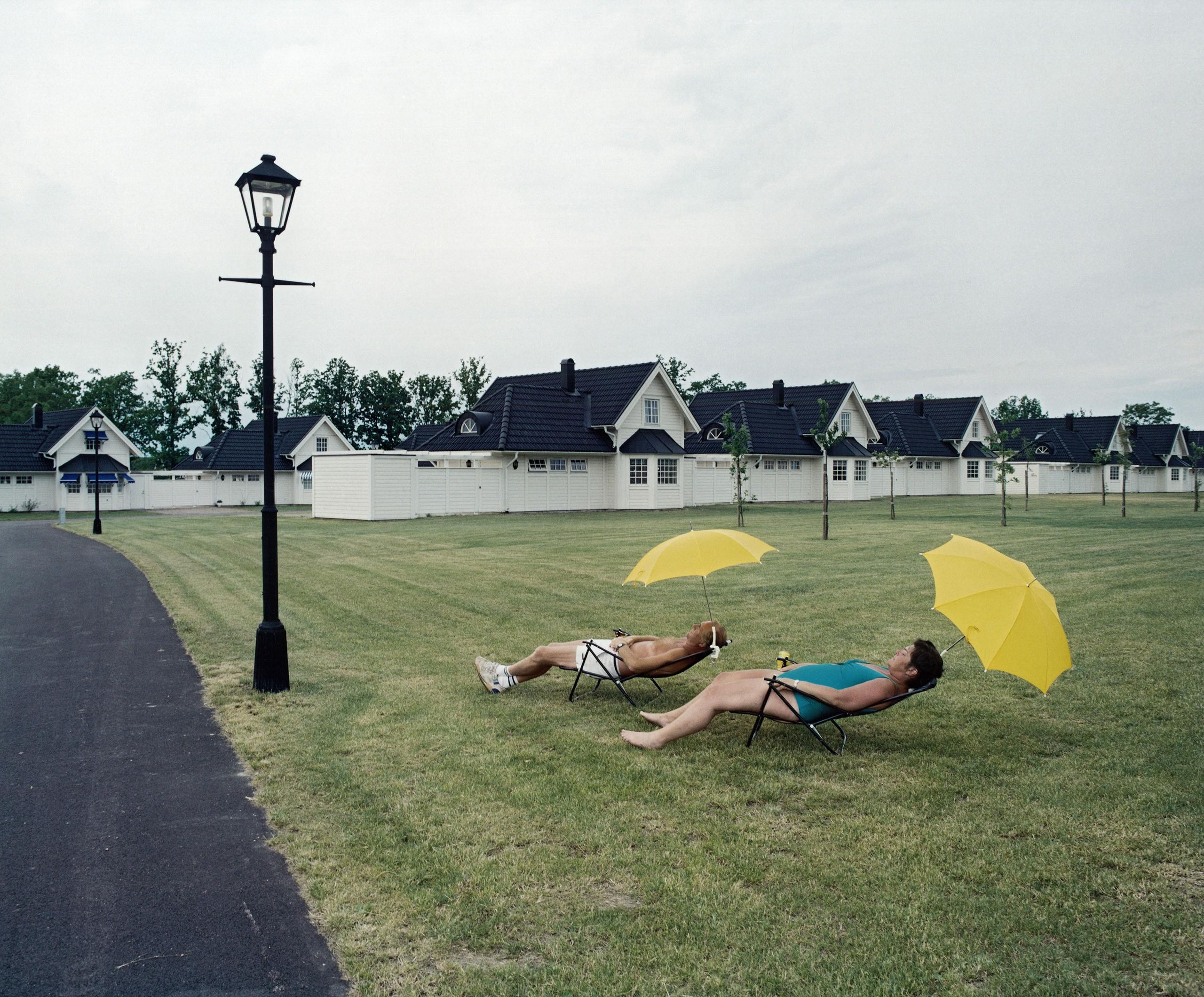 Эланд, Швеция, 1991. Фотограф Ларс Тунбьёрк
