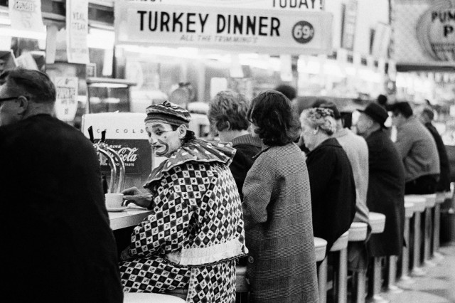 Томас Хёпкер: легенда «Magnum Photos» об изнанке идеального кадра